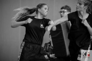 Krav Maga Tieners 14-16 jaar Hoofddorp