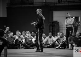 Eyal teaching, Hoorn 2015