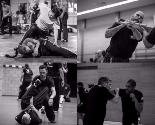 Krav Maga Intensive Courses
